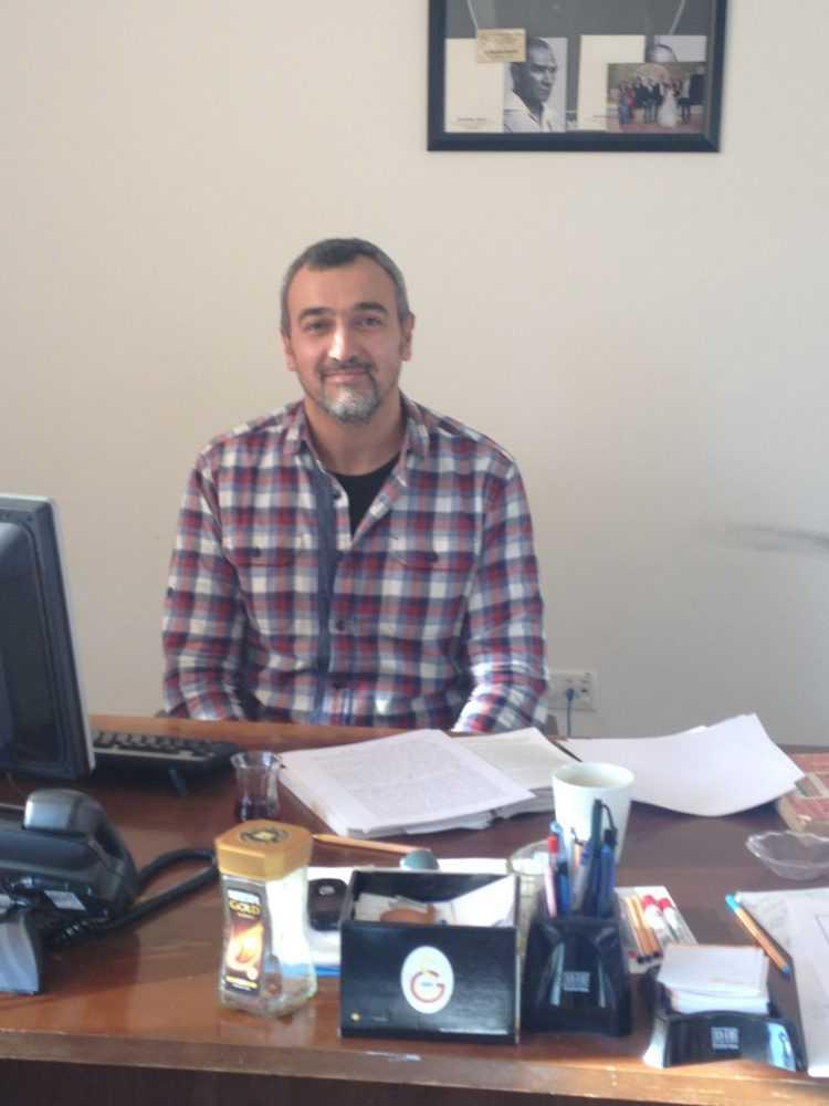 Prof. Dr. Cem Mehmet Baydur ile Tarım üzerine söyleşi