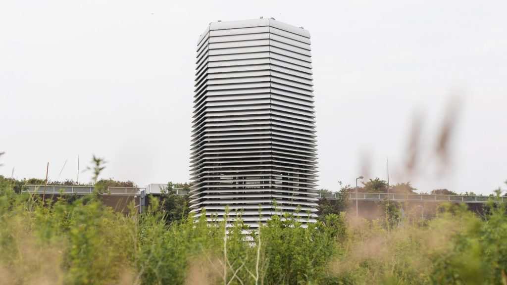 Kirli Havayı Temizleyen Kule: Smog Free Tower