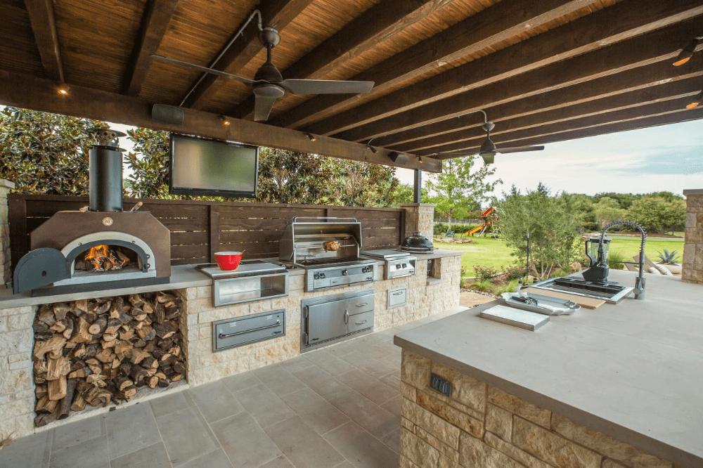 Dış Mekan Mutfağı