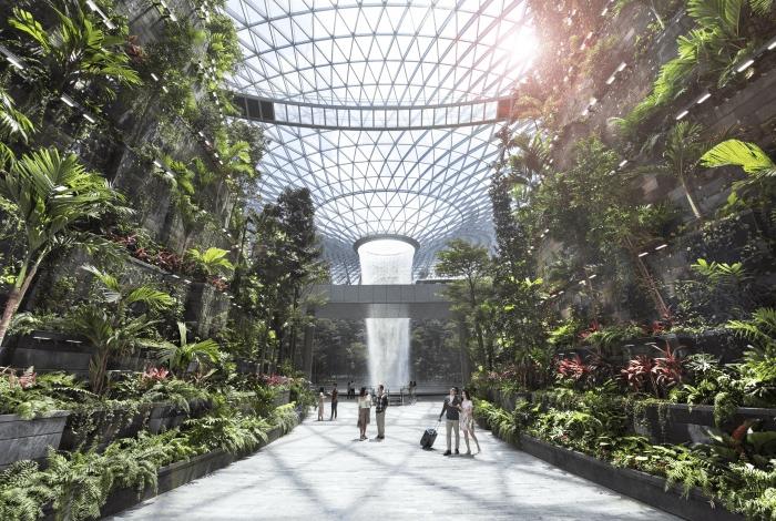 Singapur: Jewel Changi Havalimanı